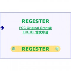 FCC Original Filing Fee with Handling Fee -> New Single Certification_Dual Mode&Composite Device_15D + JBP@首次单型号申请_双模复合